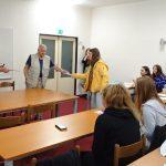 Absolventi Dílen SOČ obdrželi účastnické listy